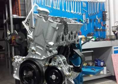 Ανακατασκευή Κινητήρα Smart 450