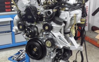 Ανακατασκευή Κινητήρα Mercedes Sprinter