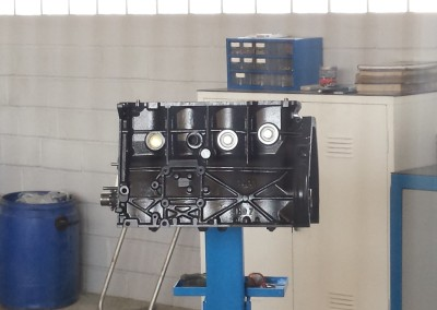 Ανατακασκευή Κινητήρα Mercedes Sprider